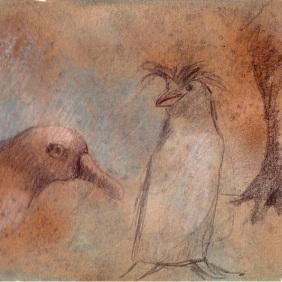 Study of birds.