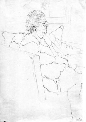 Grandmother Francisquita.